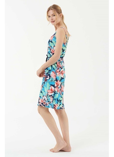 U.S. Polo Assn. Kadın Elbise Lacivert